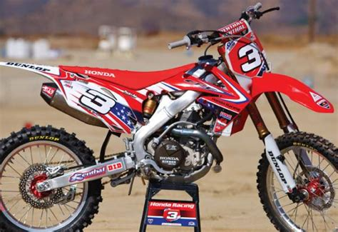 Throttle Jockey Mxon Team Usa Honda Red Bull Racing
