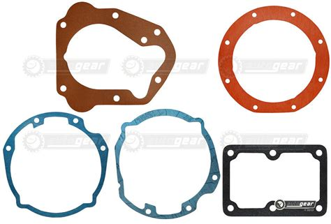 Triumph Tr6 Gearbox J Type Overdrive Gasket Set