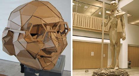 cardboard art guide patterns