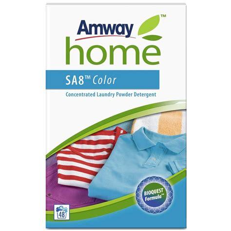 Veļas pulveris krāsainu audumu mazgāšanai SA8™