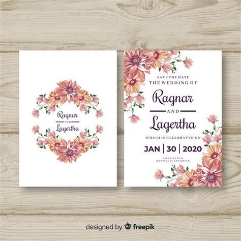 template undangan pernikahan siap edit cdr dypim