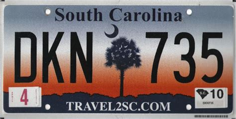 Vanity Plates Sc by Patrick S Homepage Of License Plates