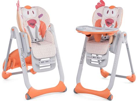 chicco polly 2 start glacial high chair