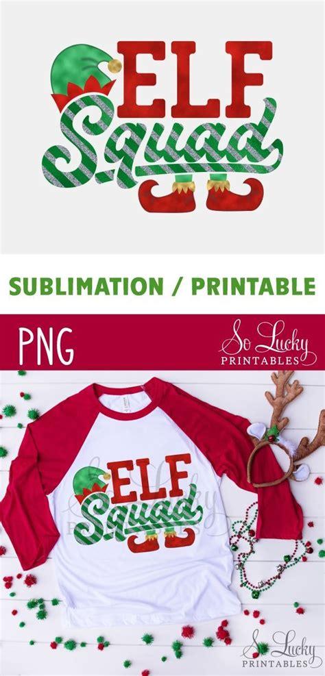 Download 54 christmas gnome free vectors. Elf Squad Christmas watercolor printable sublimation ...