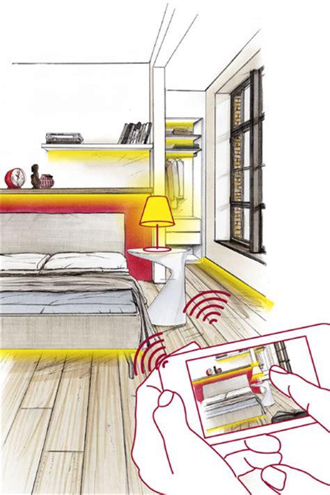 Energiesparlen Effizientes Licht Fuer Zuhause by Komfortable Lichtsteuerung Mit Wlan App F 252 R Zuhause On