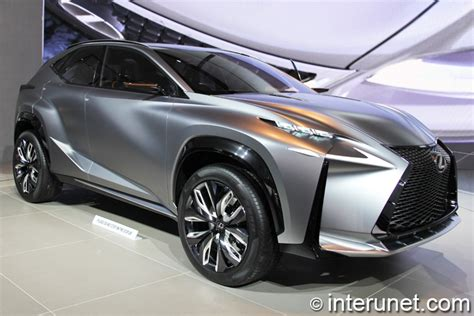 cool suv lexus top 10 cool cars concept vehicles from 2014 naias