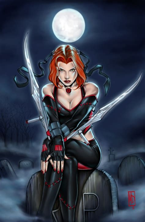 Bloodrayne Primecuts 4a By Mdipascale On Deviantart