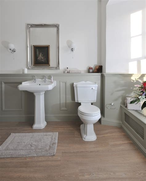 bathroom with raised panel walls bathroom traditional with chair rail gray bath beeyoutifullife com