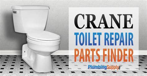 crane toilets identify  toilet  find repair parts