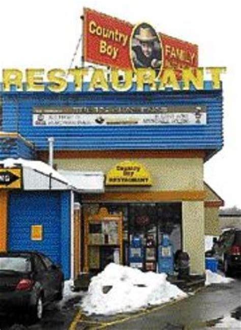 Country Boy Family Restaurant, Kitchener Restaurant