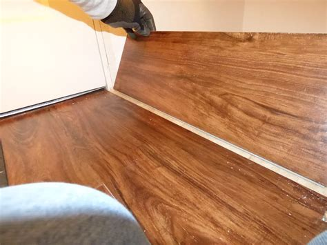 It's Easy And Fast To Install Plank Vinyl Flooring