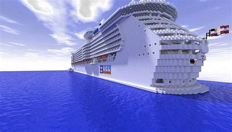 How To Make A Lego Minecraft Boat by Royal Caribbean Boat Build Minecraft 3 Minecraft