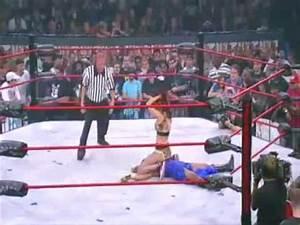 Sharmell vs. Jenna Morasca - Wrestling Hell - YouTube