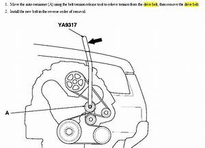 07 Honda Civic Serpentine Belt Diagram