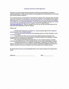 10 best images of property transfer agreement sample With transfer of business ownership contract template