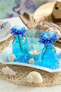 Beach Theme Wedding Reception Centerpieces