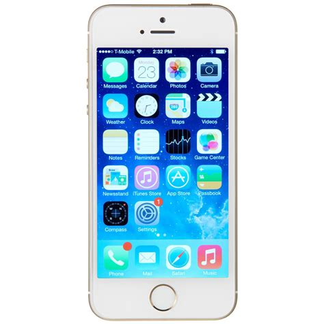 Used Apple iPhone 5S 64GB -Gold Excellent Condition