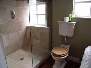 Bedroom & Bathroom: Beautiful Walk In Shower Designs For