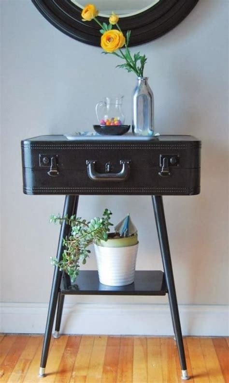 Furniture Decoration by Reuse Suitcases 17 Furniture Ideas For Home Decoration