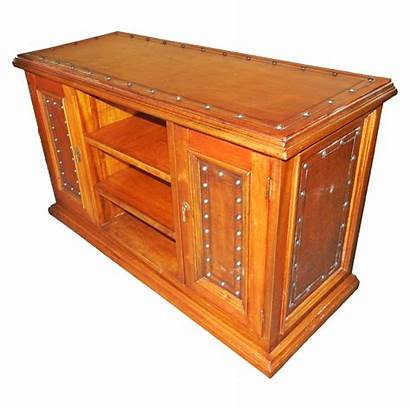 Tv Console Rustic Stands Western Decor Star