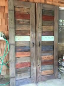 outside bathroom ideas best 25 closet barn doors ideas on a barn