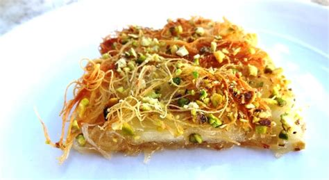 cuisine jordanienne gateaux jordanien