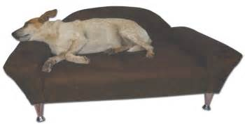 Chaise Dog Bed by Dog Furniture Pet Furniture Dog Sofa Dog Couch