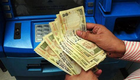 Got Fake Currency Notes From Atm? Here Is What You Should Do Under Stair Storage Drawers Dynamic Drawer Slides 3 Space Rack Kenlin Stop Chest Of Children Utensil Organizer Oak Filing Cabinet 4 Dresser Black