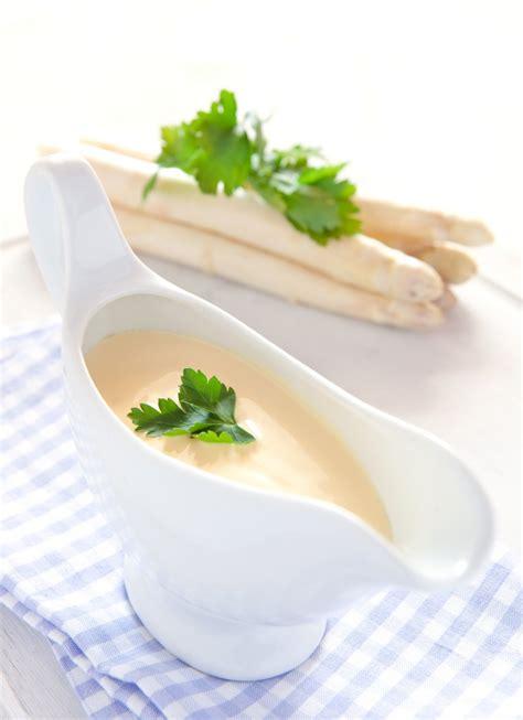 cuisine hollandaise recette recette sauce légère pour asperges