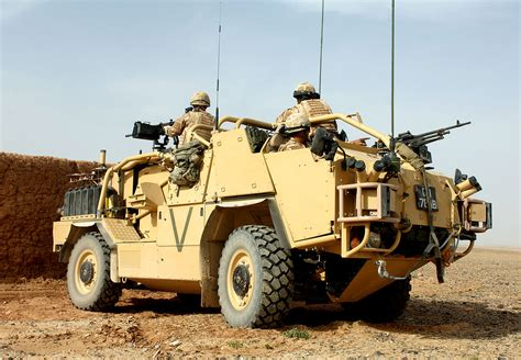 Filea Jackal Armoured  Ee  Vehicle Ee   Is Put Through Its Paces