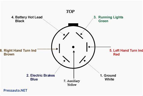 Wiring Diagram For Trailer Plug Bookingritzcarlton Info