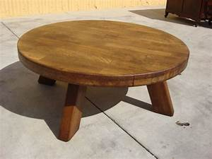 how to make a round coffee table home design With make a round coffee table
