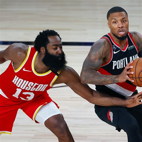 Damian Lillard Talks Nets, Caris LeVert After James Harden ...