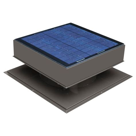 solar powered attic fan reviews remington solar 20 watt 1280 cfm gray solar powered attic