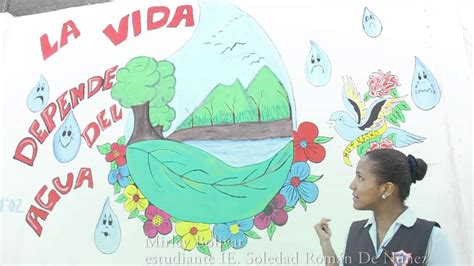 d 205 a mundial del ambiente premiaci 211 n de murales youtube