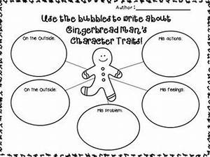 gingerbread on nd and as With gingerbread man story map template