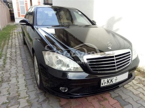 🔸 297+ new and used mercedes benz cars for sale in sri lanka at best prices. Mercedes-Benz S300 AMG Used 2008 Petrol Rs. 13500000 Sri Lanka