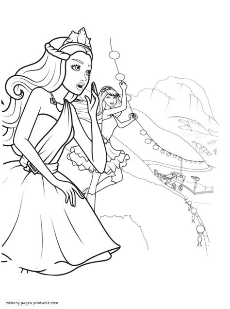 barbie printable coloring pages princess  popstar coloring pages printablecom