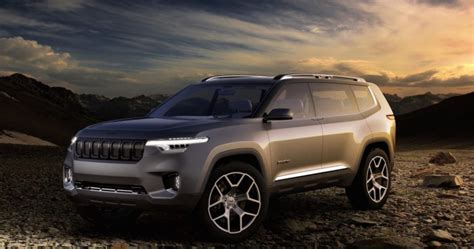 2020 Jeep Grand Cherokee Redesign & Spy Photos