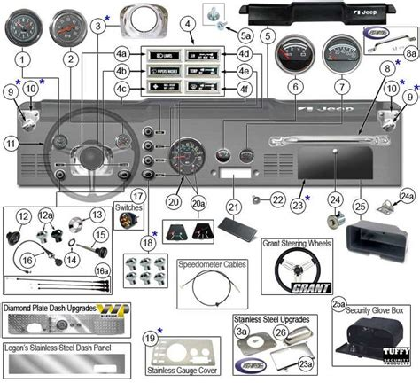 images  jeep cj parts diagrams  pinterest