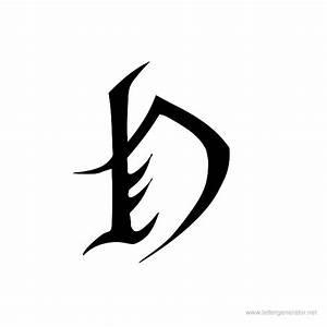 Tattoo Alphabet Gallery - Free Printable Alphabets ...
