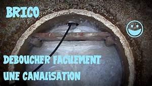 Déboucher Canalisation Bicarbonate : brico 12 d boucher facilement une canalisation youtube ~ Dallasstarsshop.com Idées de Décoration