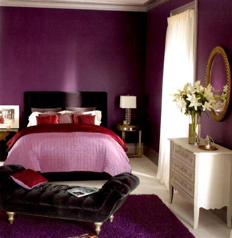 Luxurious Purple Color Applied In Tween Girl Bedroom Ideas