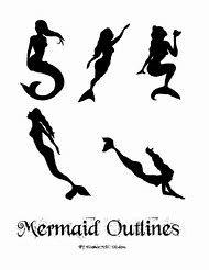 best mermaid template ideas and images on bing find what you ll love