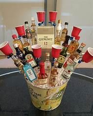 Liquor Gift Basket Ideas