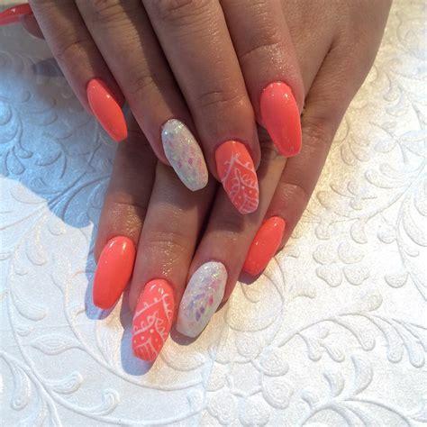 color acrylic nails 26 winter acrylic nail designs ideas design trends