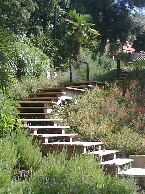 passion bois vous presente sa gamme escalier exterieur