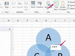 How To Create A Venn Diagram In Excel Or Word