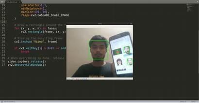 Python Recognition Project Face Opencv Techvidvan Detection
