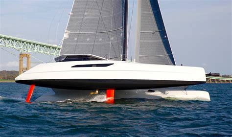 Catamaran Gunboat by 187 Gunboat Sailing Anarchy